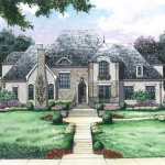 """Chateau de Adrienne"" - Windstone (Color Rendering)"