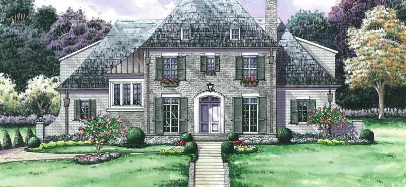"""Wiltshire"" – Windstone (color rendering)"